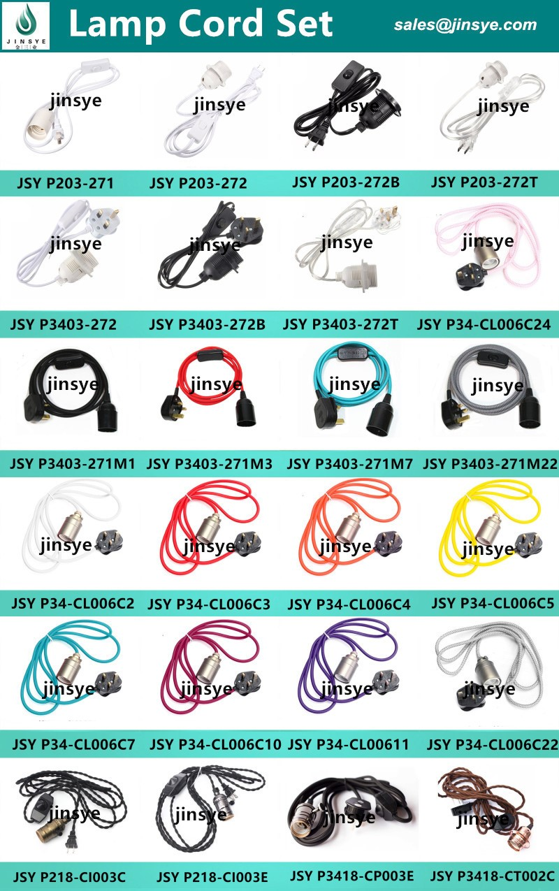 VDE/UL braided electrical wire colors