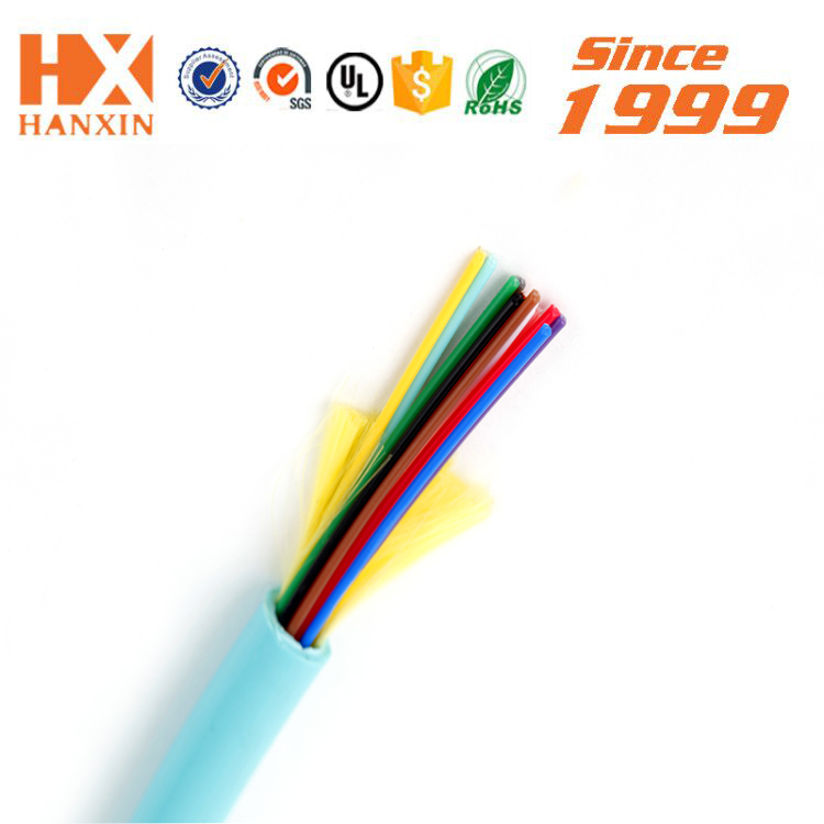 Factory Competitive price yofc/Corning single mode GJFJV Indoor fiber optic cable