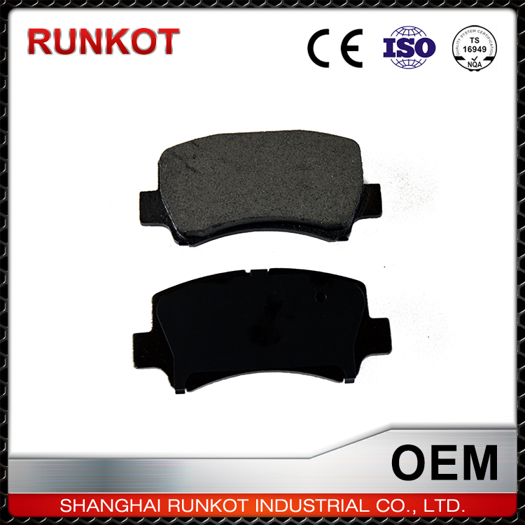 Disc Brake Pad D1092 For Cadillac For Gm For Chevrolet