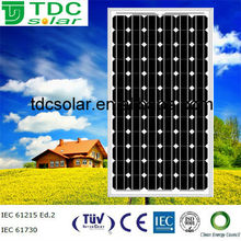 hot sale CE and TUV approved 300w mono crystalline solar module with good price