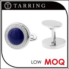Tarring Jewelry stainless steel cheap wedding cufflinks for men