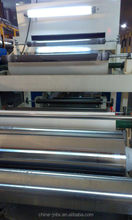 Laminated Plastic Sheet/Roll Card PVC Transparent Coated Overlay Film