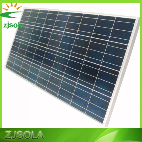 ZJSOLA Low price 200W/250W/300W poly solar panels China for home 12v solar panel