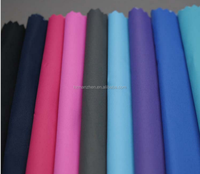 2015 New Comfortable plain dyed Pure bamboo fiber Bedding Fabrics
