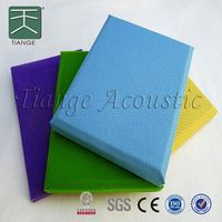 Fabric Acoustic Panels acoustic material for auditorium