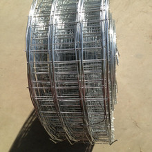 2016 Manufacturers selling stock firm 2x4 galvanized welded wire mesh