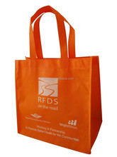 Cheap 80gsm different shapes non woven shopping bags
