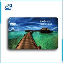 Cheap Hard Plastic Custom RFID Business Cards from Shenzhen