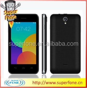 4.0 inch Y320 dual sim dual standby Capacitance screen android4.2 3G mobile phone