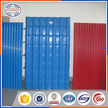 Best price decorative colored galvanized steel roof and wall plate
