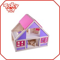 Wholesale popular miniature furniture doll house