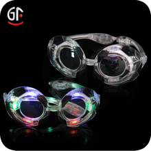 Hot Selling Customized Festival Ornament Flashing Sunglasses