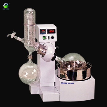 RE-5203A Automatic lifting used rotary evaporator 3L