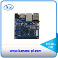 Allwinner H2+ chip H3 chip and H5 chip is PIN to PIN compatibility banana pi BPI-M2+ can run with Android 4.4 smoothly