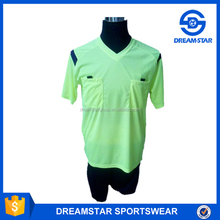 Loose And Comfortable Football Referee Jersey Suit