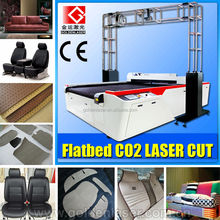 Genuine Leather Cowhide Laser Cutting Machine with Scanner