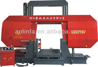 Heavy Duty planer type horizontal Band Saw