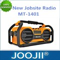New Durable Jobsite Radio