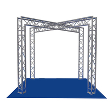 Shanghai Aluminum Truss Exhibition Booth Design
