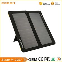 2017 China manufacuturer 13W mini folding cheapest the solar panel