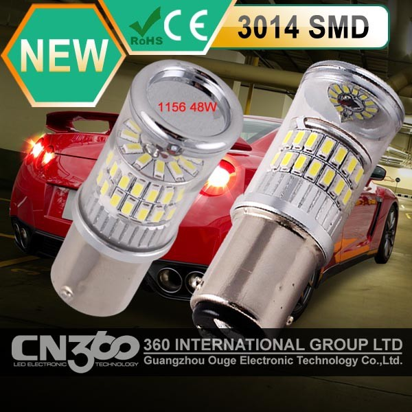 New Arrival LED Tail Light 3014SMD 1156 Auto LED Tail Light