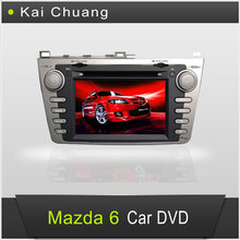 Mazda 6 2012 LCD Screen Car DVD Player GPS with Bluetooth