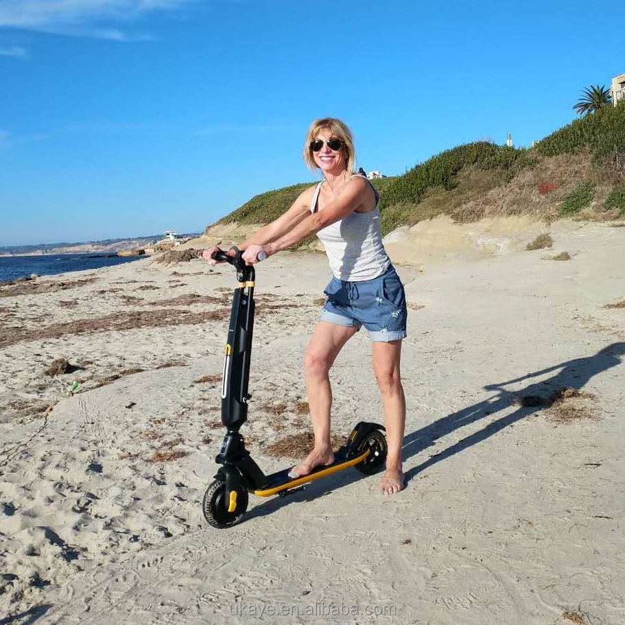 Fashionable lithium <strong>battery</strong> folding scooter portable scooter adult electric scooter motor