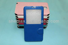 protective-flip-case-with-a-window for the Samsung Galaxy Note 3