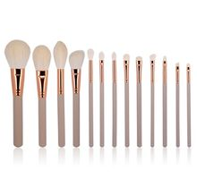 Private Label Pro Blush Powder Makeup Brushes Foundation Cosmetics cute MakeUp Brush Set