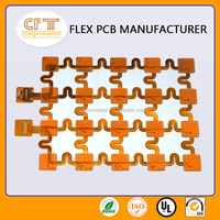 polyimide(PI) flexible pcb with fr4 stiffener