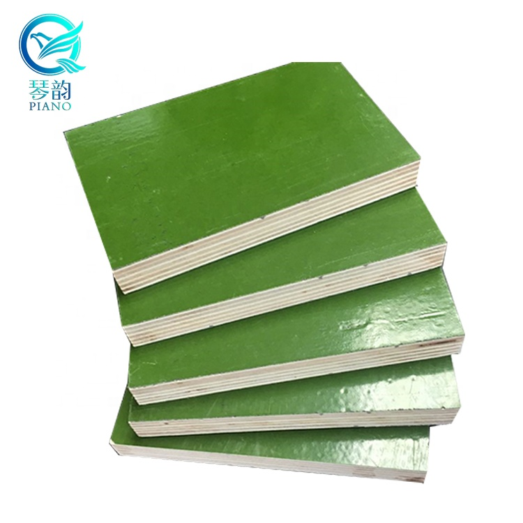 Cheap Price for 18mm PVC PE PP Poplar Birch Plywood  Supplier