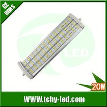 Main product 20w samsung 5630 r7s led ceiling lamp ip20 for Showroom/France