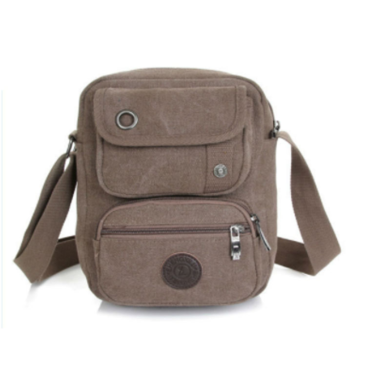 <strong>New</strong> man cheap canvas casual messenger bags for men