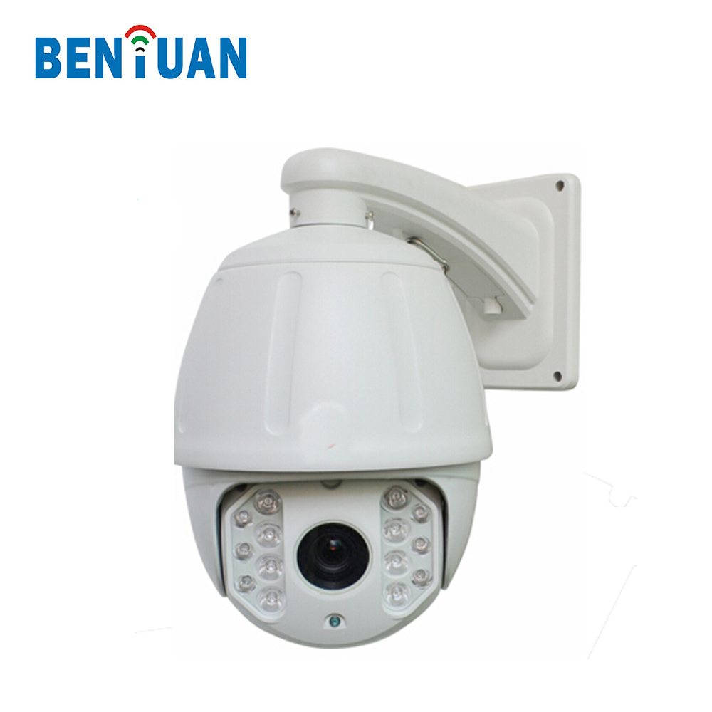 1.3MP 960P 18X ZOOM AHD PTZ Speed Dome Camera