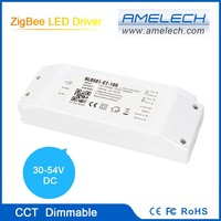 30-54v tunable dimmable constant current 50w led driver 1500ma
