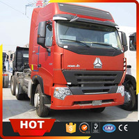Sinotruk Howo A7 Tractor Truck With