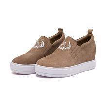 Rismart Ladies Fashion Wedge Sneaker Shoes