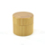 Wholesale 5g 10g 15g 20g 30g 50g 100g 150g 200g 250g 300g bamboo wooden cosmetic cream jar with PP inner
