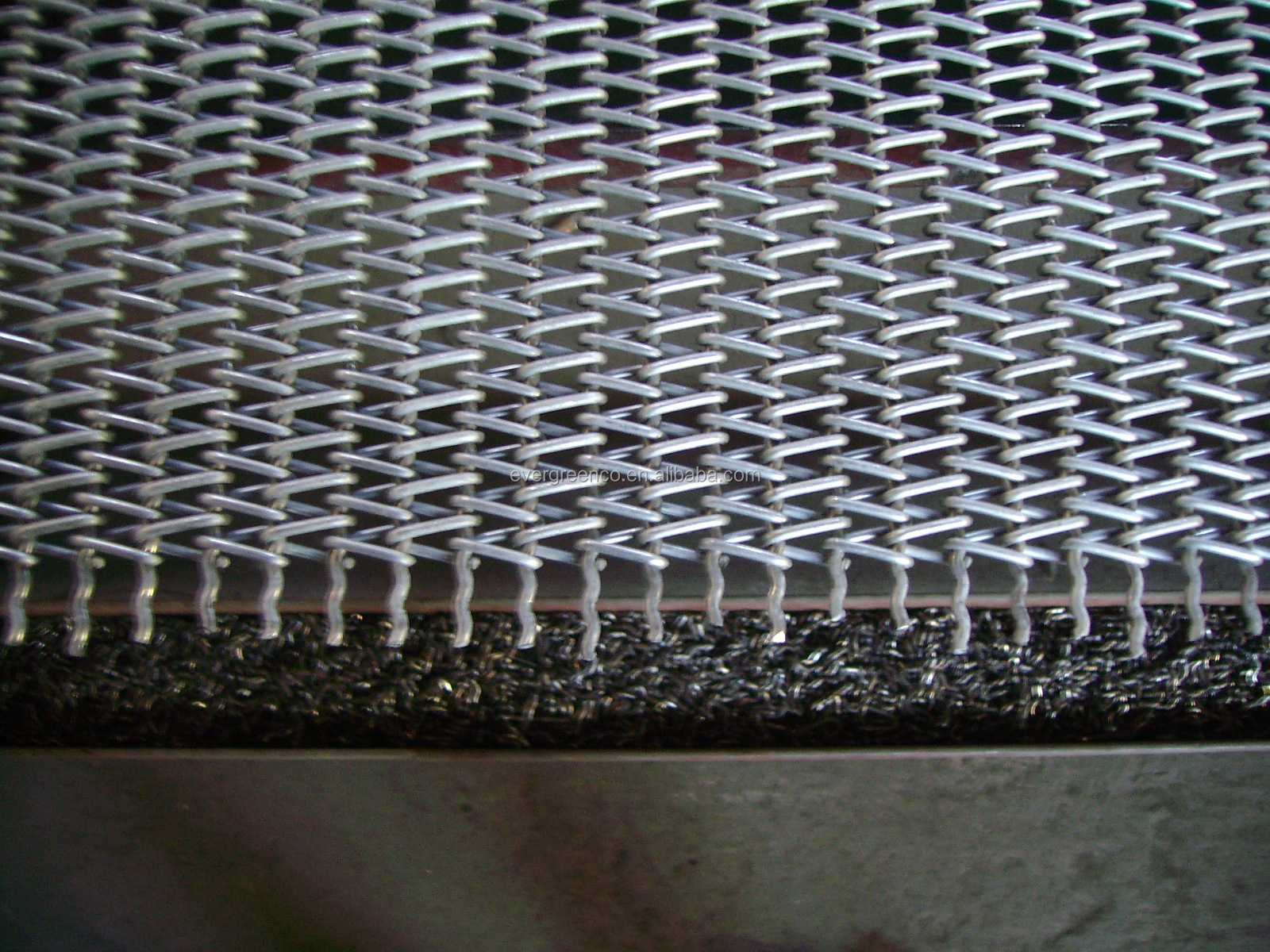 310.321.430.410 stainless steel conveyor wire mesh belt