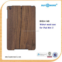 creative wood cellphone case for iphone ipad mini 2 cellphone case