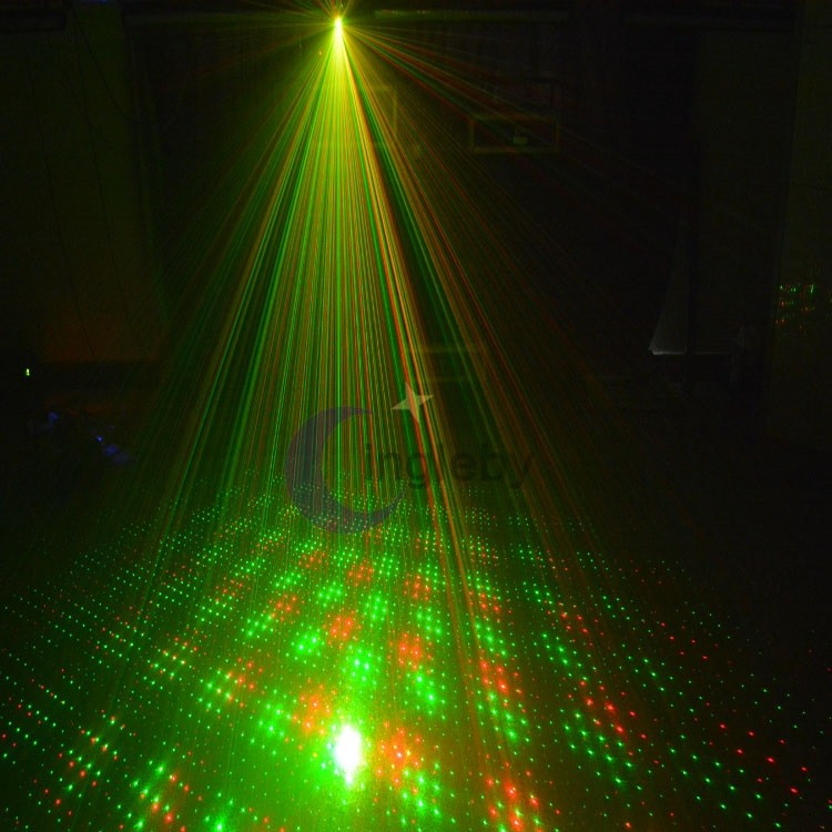 Disco mini laser light with CE ROHS FDA certifications