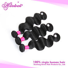 2017 Hot New Products Cheap Grade 8A Double Drawn and Virgin Mink Body Wave Human Hair Bundles