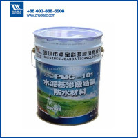 waterproof interior wall paint crystalline cement based coating