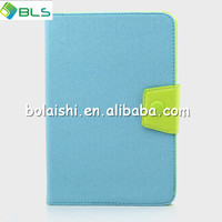 hot selling shockproof case for ipad mini (smart cover, with strong magnetic, wake/sleep function)