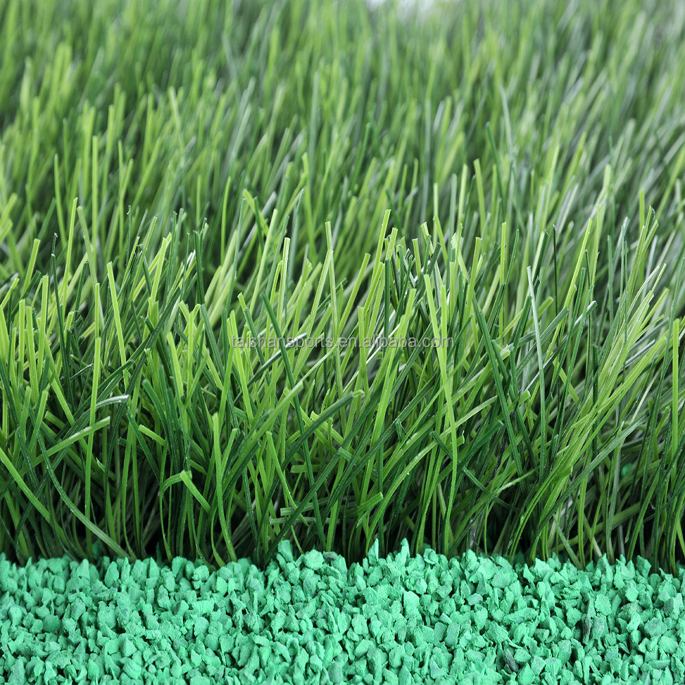 Artificial grass for soccer cricket pitch
