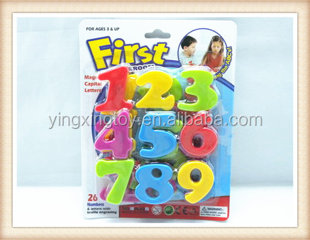 plastic magnetic letters and numbers plastic numbers letters