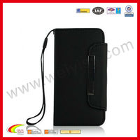 For iphone 5 case,stand case cover with card slots for iPhone 5,oem motherboard for iphone 5 cover