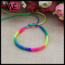 Luck For Young Wholesale Woven String Bracelet