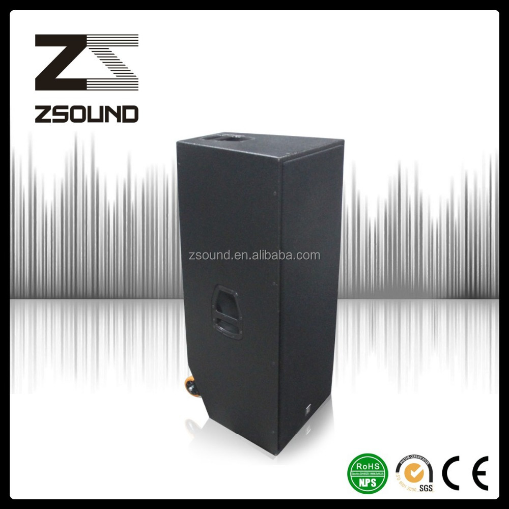 professional stage audio 15inch speaker