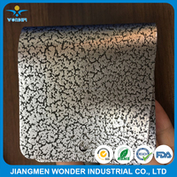 Durability epoxy polyester resin solid texture paint powder coating for auto bump